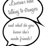 Talking to Strangers: BlogHer13 Random Shtuff I Learned