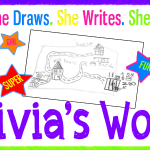 Olivia's World #2: A Pet, A New Friend and Being Good To The Earth