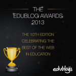 My 2013 Nominations for the Edublog Awards