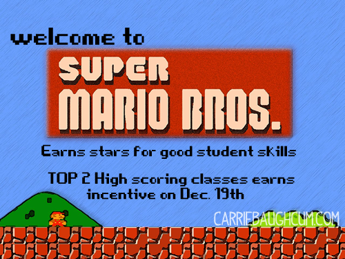 Gamification: Super Mario Brothers | Heck Awesome Learning
