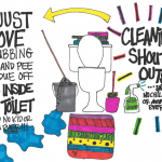 Cleaning Shout Outs…said no kid or mom ever!