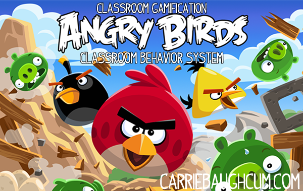 Angry Birds: Classroom Gamification
