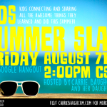 Join Us For Kids Summer Slam